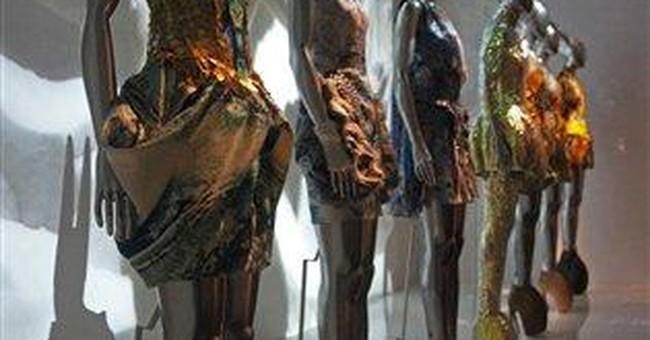 Met captures McQueen's vision of imperfect beauty