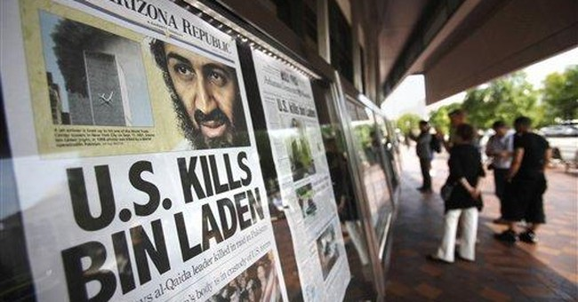 World: Bin Laden's death sparks relief, outrage