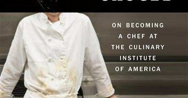 Wannabe chef faces his own flaws at famed CIA