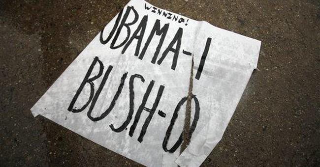 Bush hails bin Laden death as victory for America