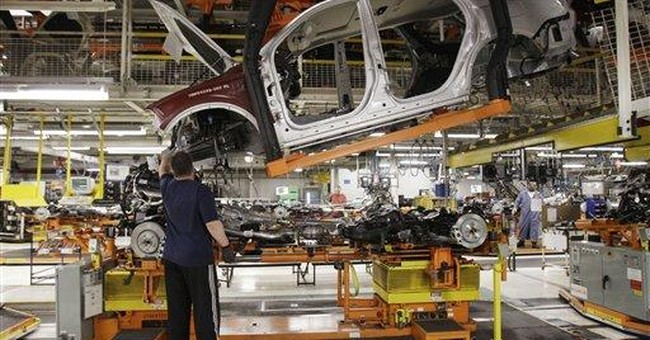 Manufacturing grew for 21st month in April