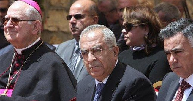 Popular Palestinian premier could be on way out