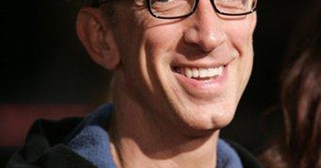 Comedian Andy Dick arrested at Calif. restaurant