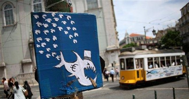 Official: Portugal bailout to be $115 billion