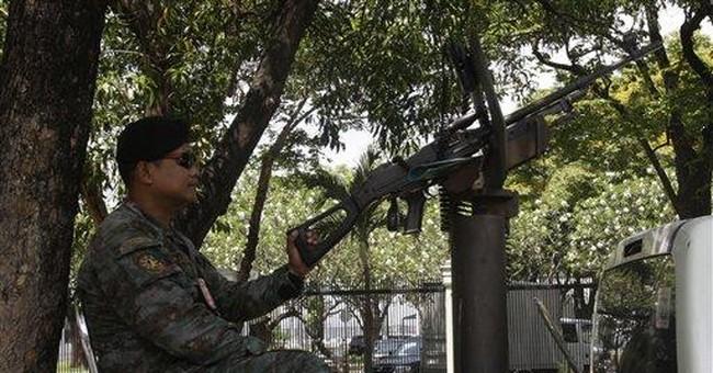 Bin laden death seen to batter Filipino extremists