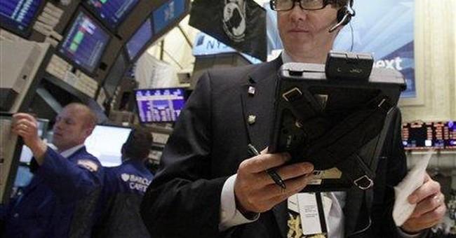 Stocks wobble as earnings rally slows