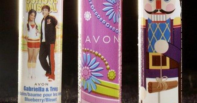 Avon net rises sharply on Latin America strength