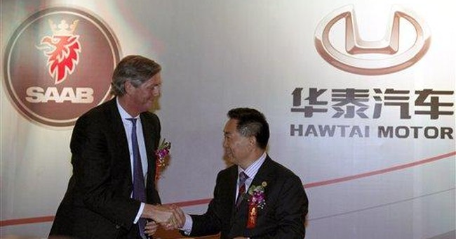 Saab saved by investment from China's Hawtai