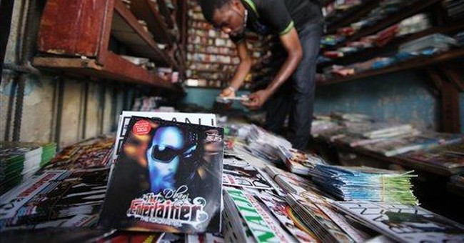 Nigerian hip-hop, long a copy, grows into its own
