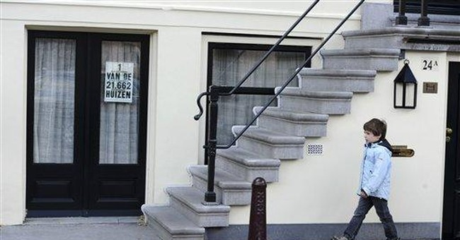 """Amsterdam """"Jewish Houses"""" project hits home"""