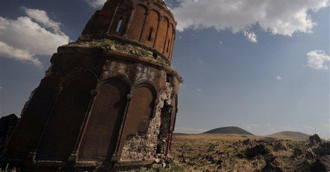 Turkey renovates Armenian monuments as gesture