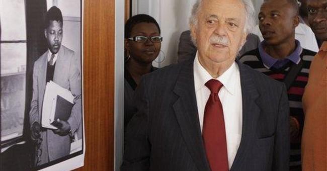 Johannesburg saves Mandela's old law offices