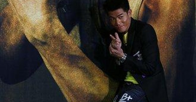 Dancer-turned-actor Kwok is focus in 2 May movies