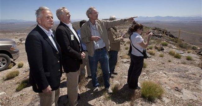 Nuke agency under fire for confusion over Yucca