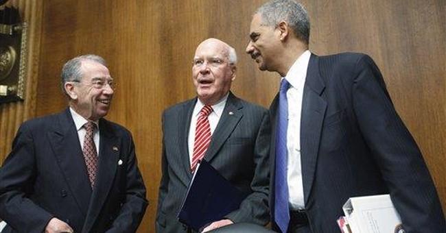 AG Holder worries about revenge for bin Laden