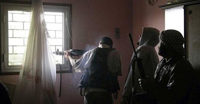 AP IMPACT: Libyan rebels held city despite odds