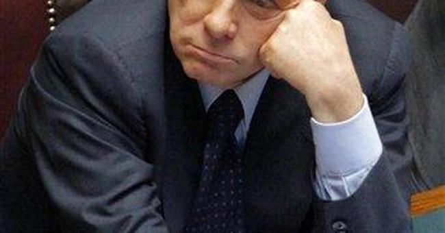 Berlusconi: I'll run again if needed