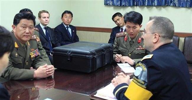 North Korea hands over British pilot's remains