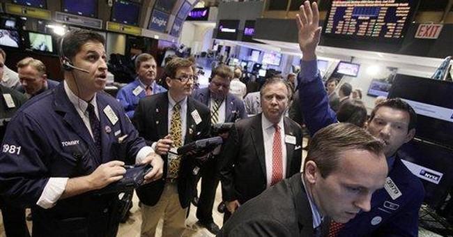 Stocks sink after weak data on jobs