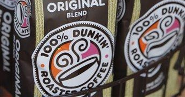 Dunkin' Donuts parent co. files for IPO