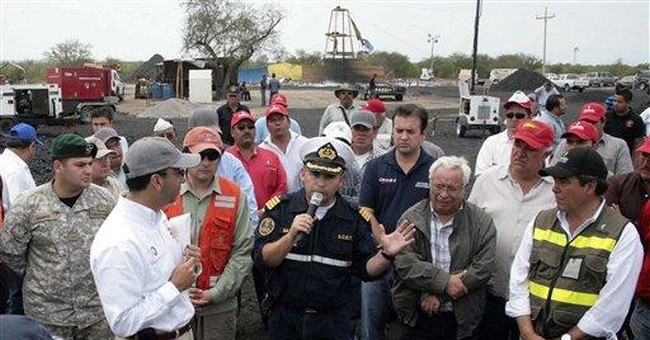 All 14 bodies recovered from Mexican mine blast