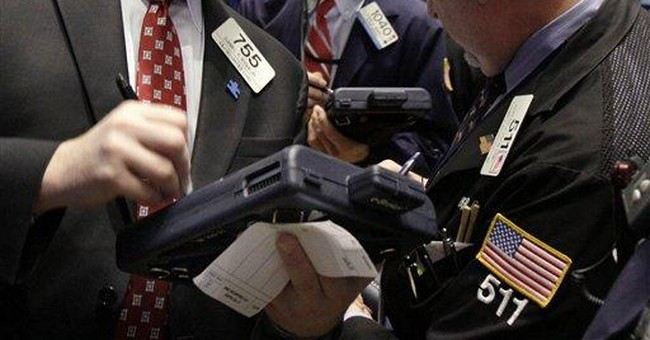 Commodities fall puts financial markets on edge