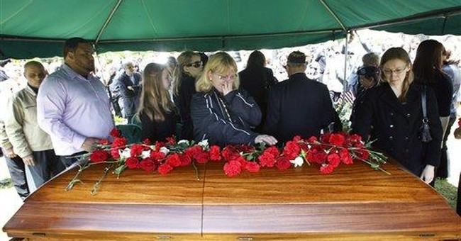 Families mourn US troops amid swirl of emotions