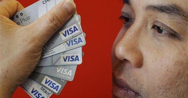 Visa posts 24 pct jump in 2Q profit, tops views