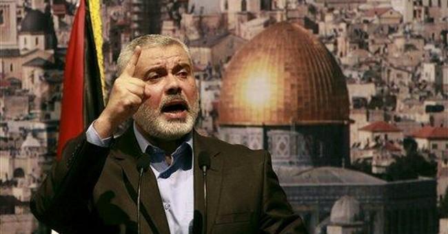 Gaza Hamas leader: World should accept unity deal