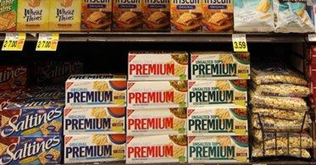 Kraft Foods 1Q income down on acquisition costs