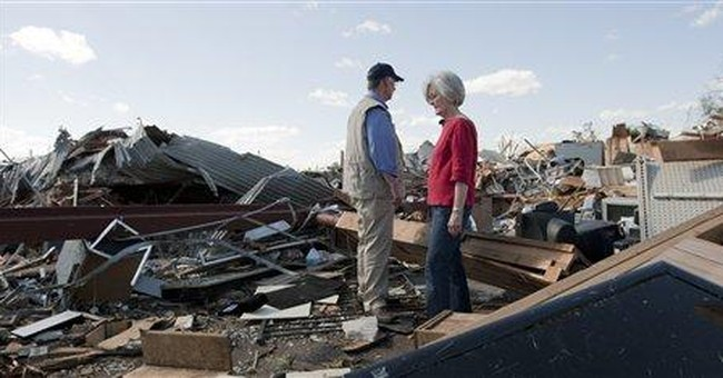 Disasters challenge GOP governors of Ala., Miss.