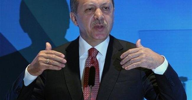 Kurdish rebel chief threatens war with Turkey