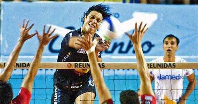 Brazil athlete comes out after homophobic slurs