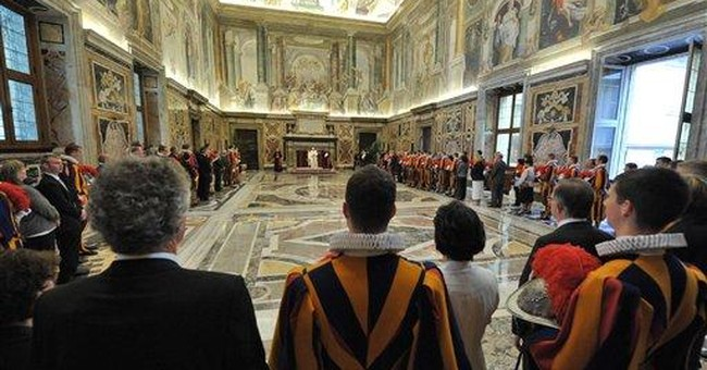Vatican: 34 new Swiss Guards sworn in