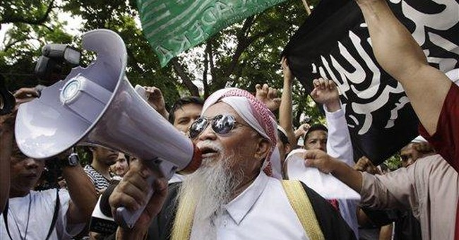 Filipino Muslims condemn bin Laden killing