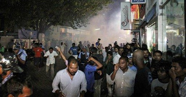 Maldives gov't seeks consensus with opposition