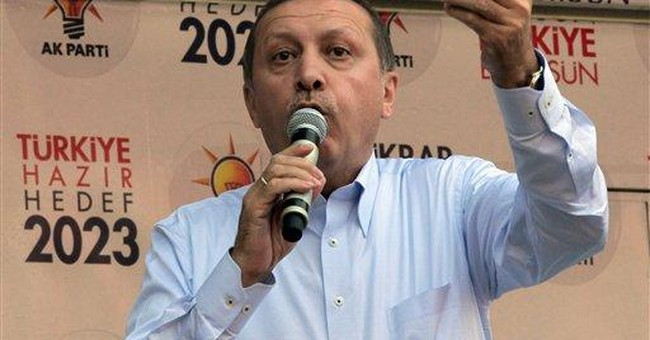 Turkey debates presidential system