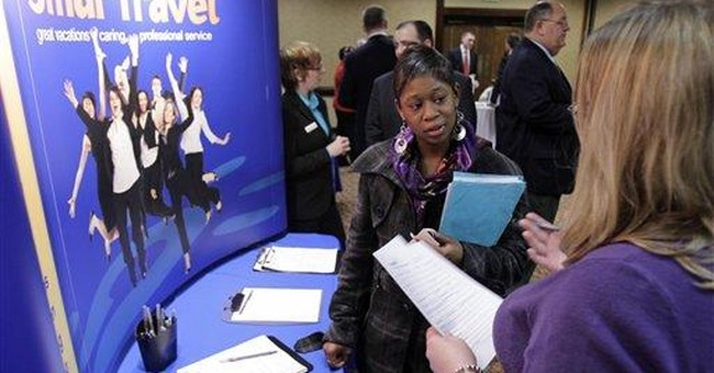 Economy adds 244k jobs, rate ticks up to 9 pct.