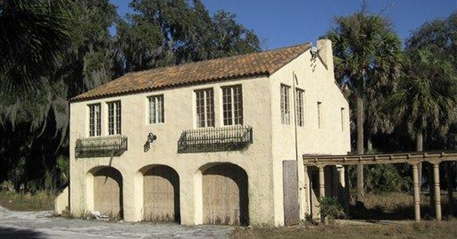 In Fla., another bin Laden mansion sits empty