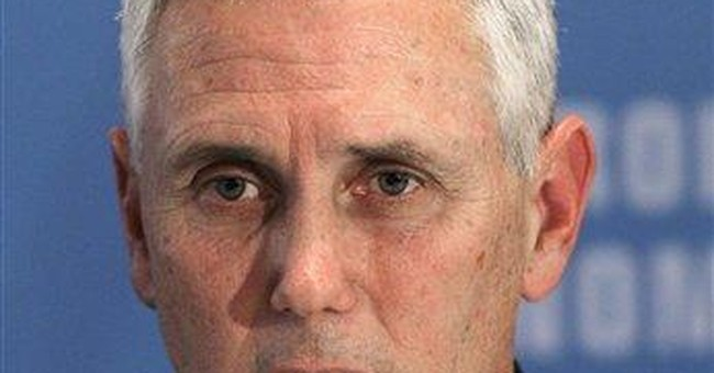 US Rep. Mike Pence to run for Indiana governor