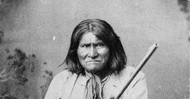 Indian Country network calls for Geronimo support