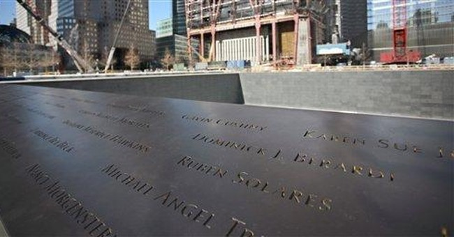 9/11 dead listed on memorial to emphasize ties