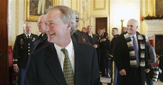 Independent RI gov. turns to public for support