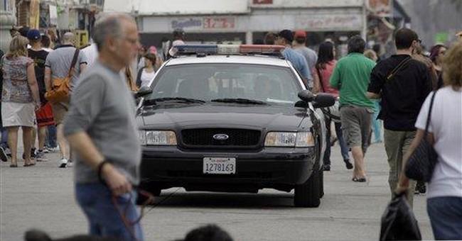 LA police move to stem violence in Venice Beach