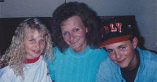 Woman awaits freedom after 17 years behind bars