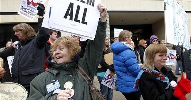 Wisconsin Republicans rush agenda before recalls
