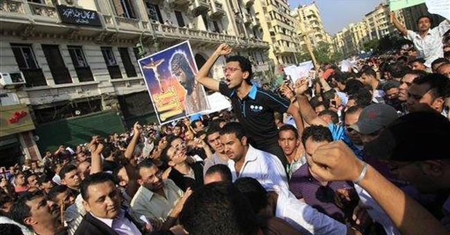 Egypt riots raise worries over Islamic hard-liners