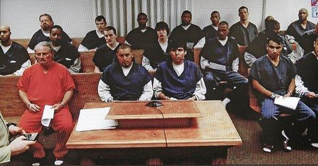 Courts nationwide hold hearings with video