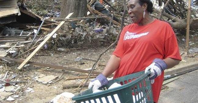 In tornado-stricken Ala., shock yields to grief