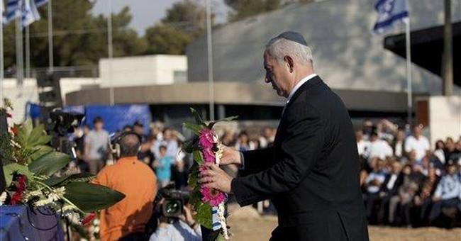 Israel's Memorial Day highlights stark divisions